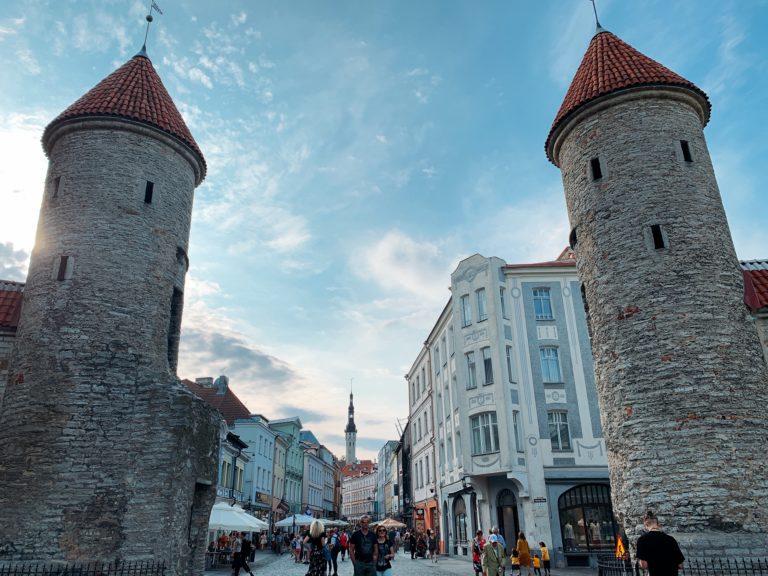 タリン旧市街 エストニア