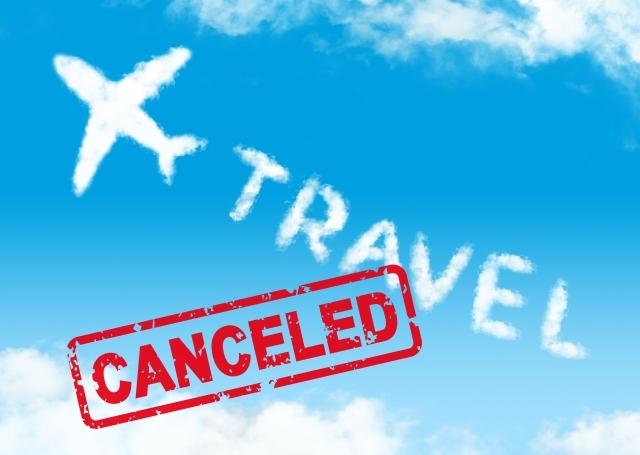 GoToトラベルキャンペーンの旅行をキャンセルした場合のキャンセル料金は割引前・後どっち?