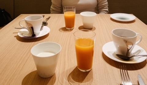 サウザンドホテル京都の朝食レポ!豪華アメリカンブレックファーストで至福のひととき