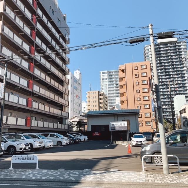 ホテルオーレイン静岡の駐車場レポ!料金はいくら?利用時間や場所も紹介!