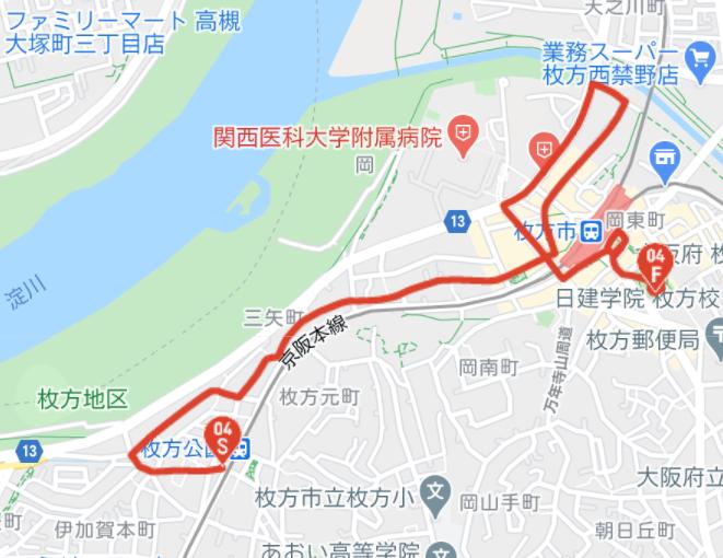 枚方市(大阪府)聖火リレー2021の交通規制は?有名人ランナーは誰?